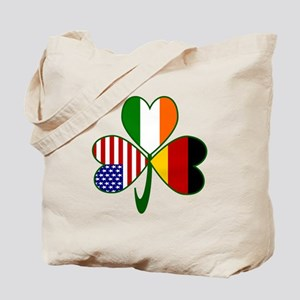 Shamrock of Germany Tote Bag