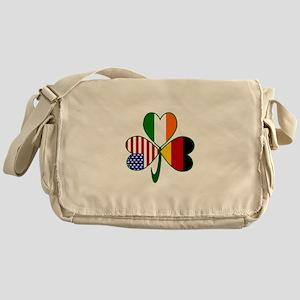 Shamrock of Germany Messenger Bag