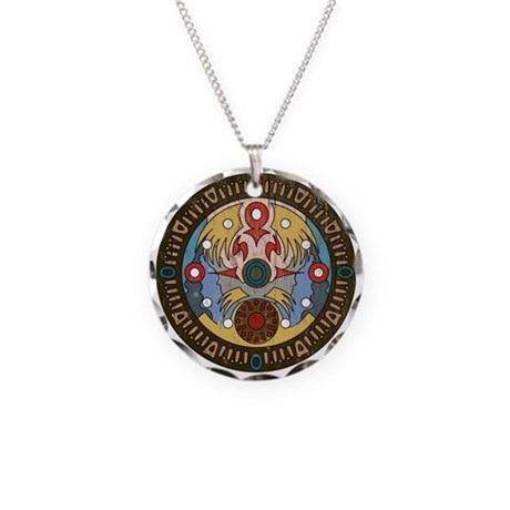 Clock Tower Necklace