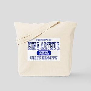 King Arthur University Tote Bag