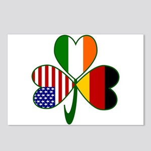 Shamrock of Germany Postcards (Package of 8)