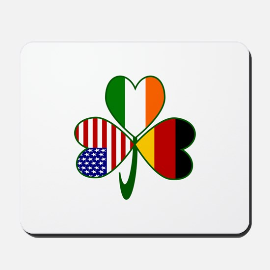 Shamrock of Germany Mousepad