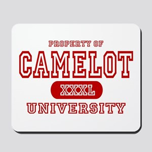 Camelot University Mousepad