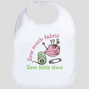 Sew Much Fabric Bib