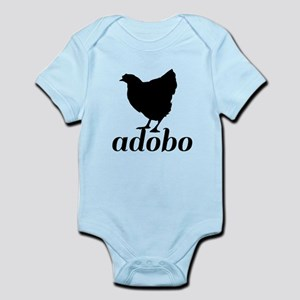 Chicken Adobo Body Suit