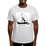 Kokopelli Sailor Ash Grey T-Shirt