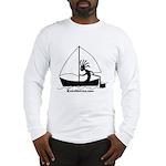 Kokopelli Sailor Long Sleeve T-Shirt