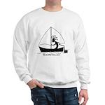 Kokopelli Sailor Sweatshirt