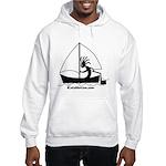 Kokopelli Sailor Hooded Sweatshirt
