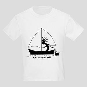 Kokopelli Sailor Kids T-Shirt