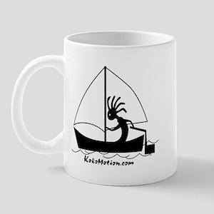 Kokopelli Sailor Mug