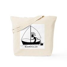 Kokopelli Sailor Tote Bag