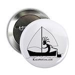 Kokopelli Sailor Button