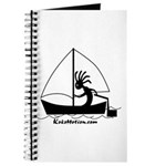 Kokopelli Sailor Journal