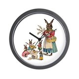 Easter Wall Clocks