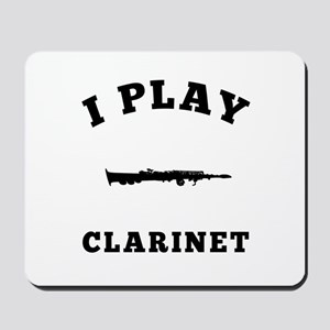 Clarinet designs Mousepad