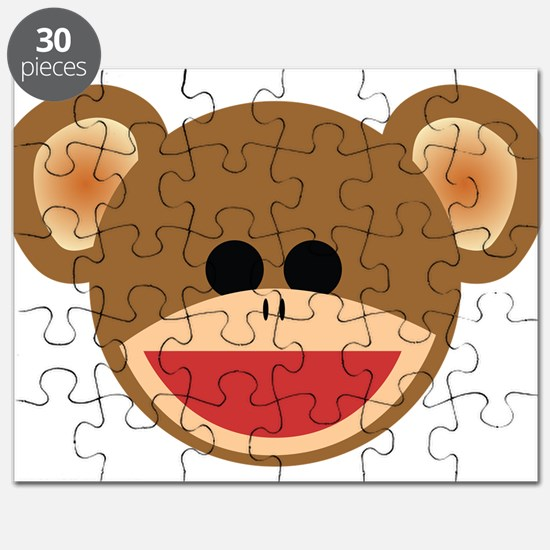 Unique Sock monkeys Puzzle