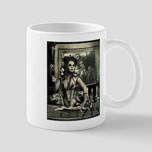 Monochrome Maiden Mug