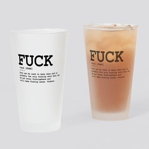 Fuck -Verb FAAK Fuck can be used in many ways and