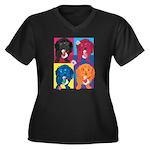 KIMSHOP.png Plus Size T-Shirt