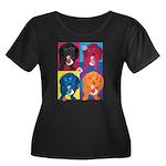 KIMSHOP Plus Size T-Shirt