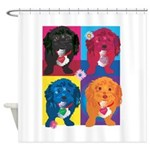 KIMSHOP.png Shower Curtain