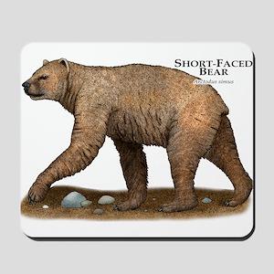 Short-Faced Bear Mousepad
