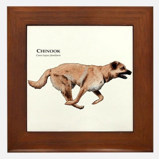 Chinook Framed Tile