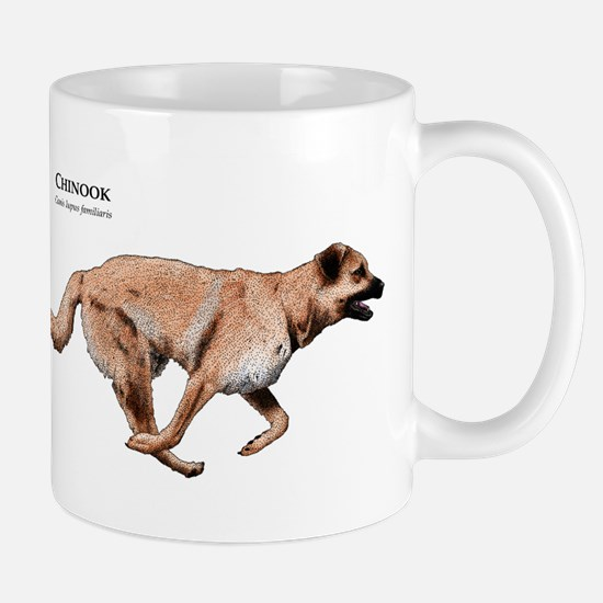 Chinook Mug
