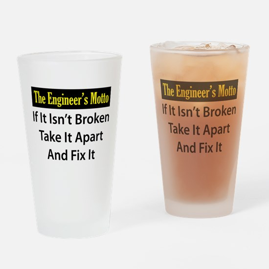 Cool Internet humor Drinking Glass