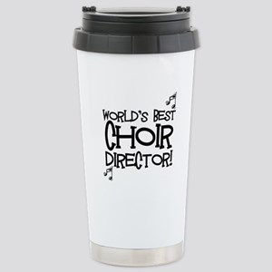 Worlds Best Choir Director Travel Mug