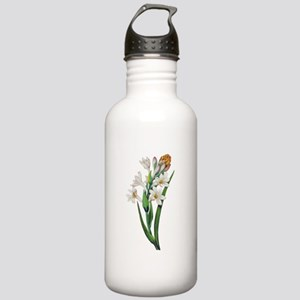 Tuberosa by Pierre Joseph Redoute Stainless Water