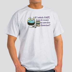 If I Stitch Fast... T-Shirt