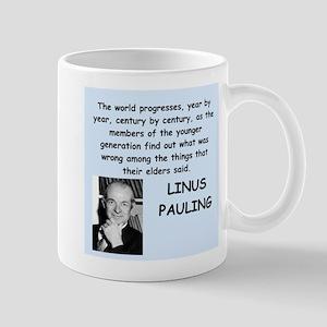 linus pauling Mug