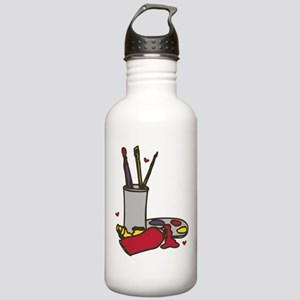 Palette Stainless Water Bottle 1.0L