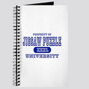 Jigsaw Puzzle University Journal