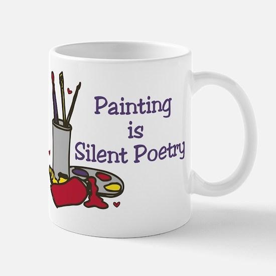 Silent Poetry Mug