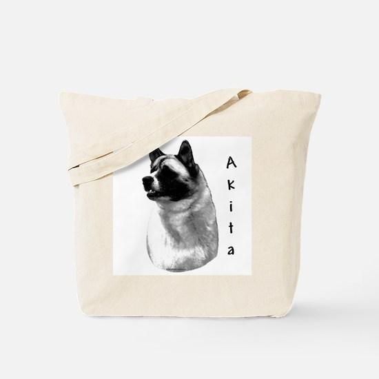 Akita 7 Tote Bag