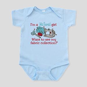 Material Girl Infant Bodysuit