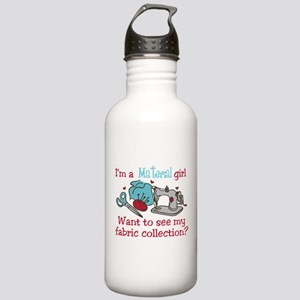 Material Girl Stainless Water Bottle 1.0L