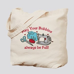 Bobbins Tote Bag