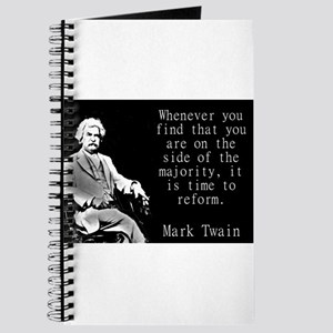 Whenever You Find - Twain Journal