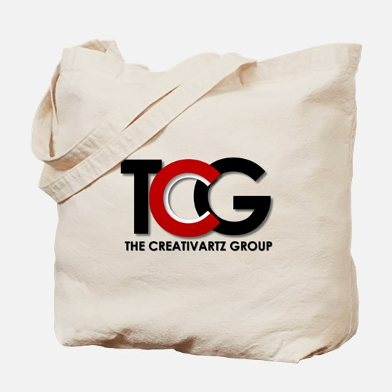 TCG Logo Tote Bag