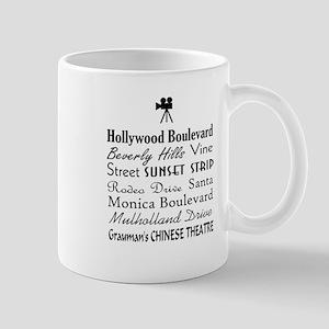 Hollywood Streets Mug