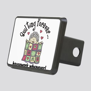 Quilting Forever Hitch Cover