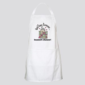 Quilting Forever Apron