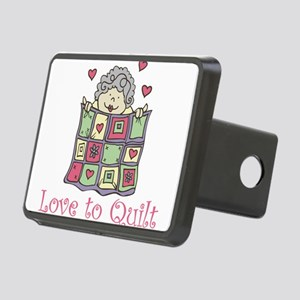 Love to Quilt Hitch Cover