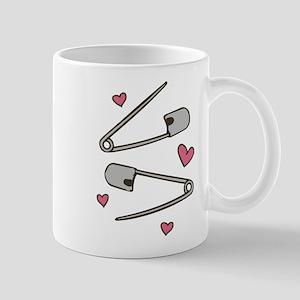 Diaper Pins Mug