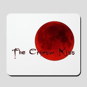 The Crimson Kiss Mousepad