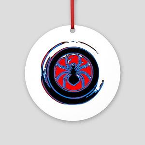 spyder 2 Ornament (Round)